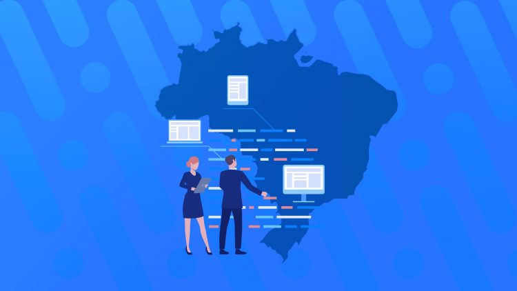 Panorama da Venda de Software no Brasil